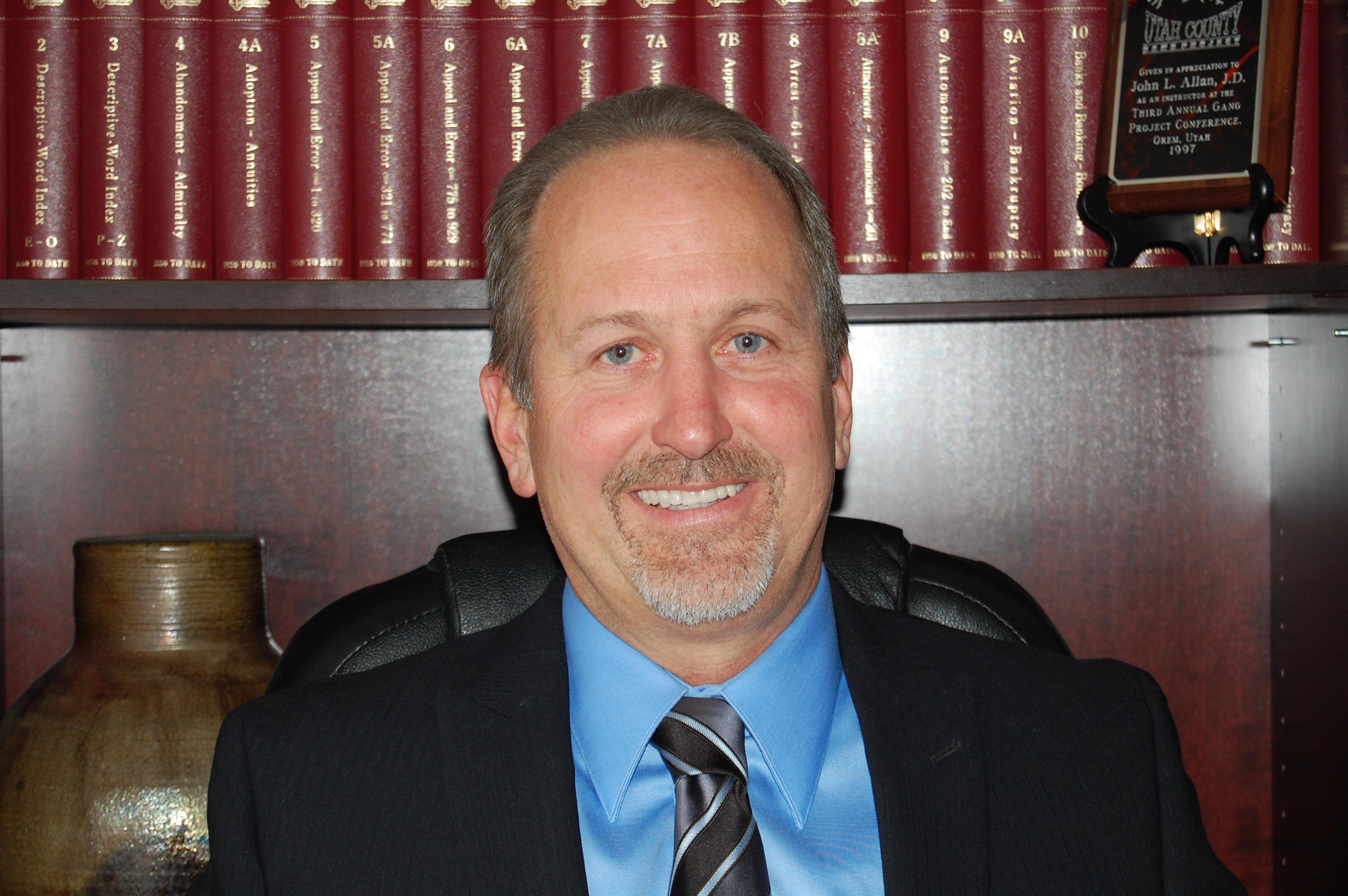 John Allan, criminal defense, BYU Groper